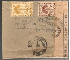 27269 - Série De LONDRES  De MORAMANGA - Madagascar (1889-1960)