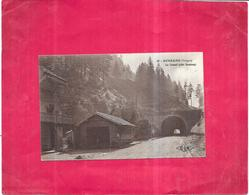 BUSSANG - 88 -  Le Tunnel Coté Bussang  - - Bussang