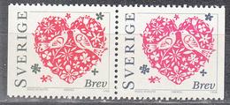 SWEDEN    SCOTT NO 2266-67    MNH   YEAR  1998 - Sweden