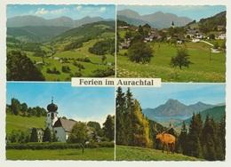AK  Altmünster Attersee Aurachtal - Autriche
