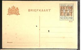 27281 - Avec Surcharge - Material Postal
