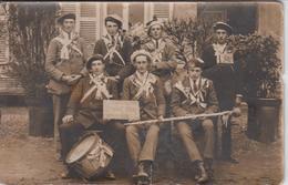 CÔTE D'OR - Carte Photo Des Conscrits De LABRUYERE   Classe 1925   ( - Photographie Grandigue à Verdun Sur Le Doubs ) - Non Classés