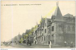 44.  LA BAULE .  Bouleavrd Darlu Vers Le Pouliguen . - La Baule-Escoublac