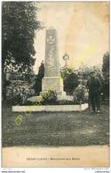 42.  REGNY .  Monument Aux Morts . - Francia