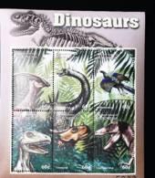 Micronesia 2001 Dinosaurs, Prehistoric Animals SCOTT No.454 - Micronesia