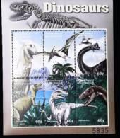 Micronesia 2001 Dinosaurs, Prehistoric Animals SCOTT No.453 - Micronesia