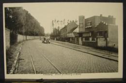 CP. 2991. Obourg. Route D'Obourg à Mons - Mons