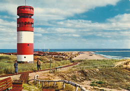 DEUTSCHLAND / HELGOLAND    -   Lighthouse  ,  Leuchtturm - Faros