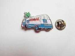 Beau Pin's , Transport Camion Citerne Gaz , L'Air Liquide , ESQAL , Nouméa , Nouvelle Calédonie , Palmier - Transportes