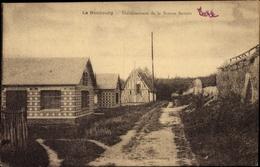 Cp Le Neubourg Eure, Etablissement De La Source Sanson - Frankrijk