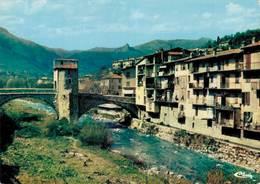 Sospel  Le Pont Vieux Sur La Bévéra  CPM Ou CPSM - Sospel