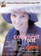 Af Ciné Orig COMMENT FONT LES GENS 1993 Sandrine Kiberlain Elsa Zylberstein 120x160 - Affiches & Posters