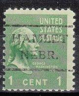 USA Precancel Vorausentwertung Preo, Locals Nebraska, Hamlet 716,5 - Vereinigte Staaten