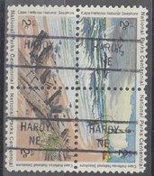 USA Precancel Vorausentwertung Preo, Locals Nebraska, Hardy 841, Hatteras Block - Vereinigte Staaten