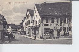 Ak Nagold, Herrenbergerstraße, 1915, Selten - Nagold