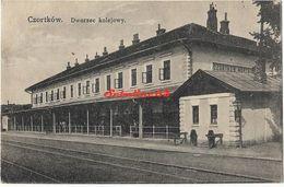 Czortkow - Dworzec Kolejowy - Ukraine