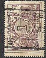 D0.484:GAVERE: TR26:Type C_k - Chemins De Fer