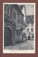 WURZBURG - Weinhaus Stachel - Wuerzburg