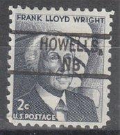 USA Precancel Vorausentwertung Preo, Locals Nebraska, Howells 828 - Vereinigte Staaten
