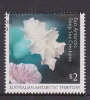 Australian Antarctic Territory ASC 242 2017 East Antarctic Deep Sea Creatures,$ 2.00 ,used - Used Stamps