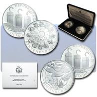 RSM 2002 BENVENUTO EURO - San Marino
