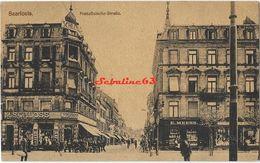Saarlouis - Franzosische-Strabe - 1919 - Non Classés