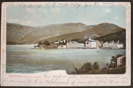 Portorose Bocche Di Cattaro (1904) Poslano Iz Castellnuovo - Herceg Novi - Montenegro
