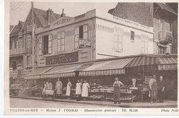 33755847 * VILLERS SUR MER Maison J.THOMAS Alimentation Générale - Villers Sur Mer
