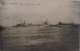 Albertville : Bateaux Amarrés Le Long De La Jetée - Belgian Congo - Other