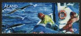 2012 Aland Islands, Norden - Life On Sea Used. - Aland