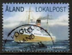2013, Aland  M 370 S/s Ålandsfärjan Postally Used. - Aland
