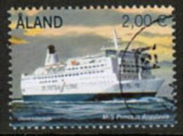 2013 Aland Islands, Ms Princess Anastasia Used. - Aland