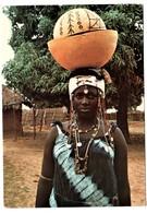 Mandinska Newly-wed Girl In Gambia - Gambie