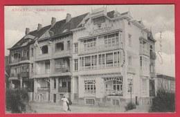 Knocke - Villas Vandeputte ... Villa Martha-Maria - 1906 ( Verso Zien ) - Knokke