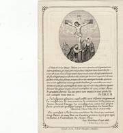 """Lovendegem - Topprentje   Adel -  """"Comtesse De Lichtervelde  -  -  1823 - 1859  - !!!! - Imágenes Religiosas"""