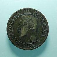 France 5 Centimes 1856 BB - Frankrijk