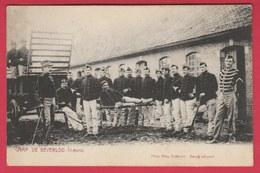 Kamp Van Beverloo / Camp De Beverloo - Théorie - 1910 ( Verso Zien ) - Leopoldsburg (Camp De Beverloo)