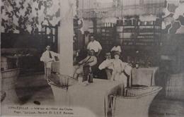 Stanleyville : Intérieur De L'hotel Des Chutes - Congo Belge - Autres