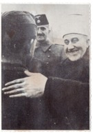 WWII, GERMAN TROOPS IN BOSNIA, MEETING A PRIEST, PHOTOGRAPH - Photographs