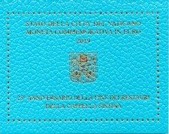 VATICANO - 2 EURO CAPPELLA SISTINA ANNO 2019 - Vatican
