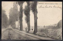 BOUGIVAL 78 - Route De La Machine De Marly - Bougival