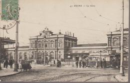 REIMS - LA GARE - Reims