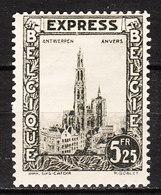 292G**  Timbre Pour Lettre Par Exprès - Antwerpen - Bonne Valeur - MNH** - COB 27 - Vendu à 13.50% Du COB!!!! - Belgium