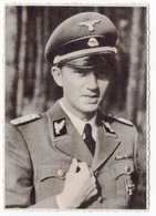 WWII, GERMAN TROOPS IN BOSNIA, OFFICER, PHOTOGRAPH - Photographs