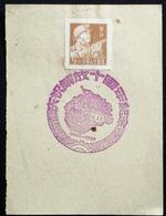 CHINA  CHINE CINA 1959 Commemorative Postmark  纪念邮戳 - 12 - 1949 - ... République Populaire