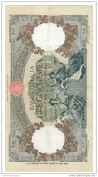 5000 Lire Florale 13 08 1956 Lievemente Rifilato LOTTO 648 - [ 2] 1946-… : Repubblica