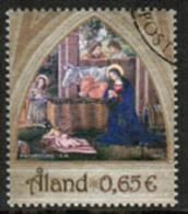 2013 Aland Islands, Christmas 0,65 Used - Aland