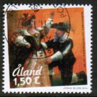 2014 Aland Islands, Mariehamn Theatre Society Used. - Aland
