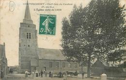 CPA Bertincourt B-224 - Bertincourt