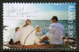 2014 Aland Islands, My Åland, Robert Helenius Used. - Aland